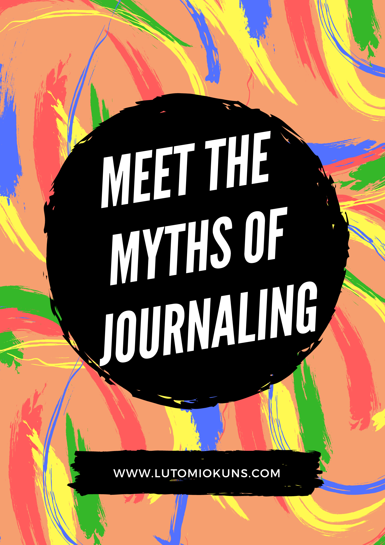Meet 5 Common Myths of Journaling